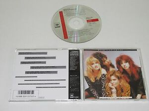 BANGLES-ROCK-039-N-SINDROMI-CBS-SONY-28DP-736-GIAPPONE-CD-ALBUM