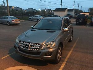 Mercedes Benz ML350 bluetec 2011