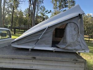Roof Top TENT for a vehicle   fibreglass top | Caravan & Campervan