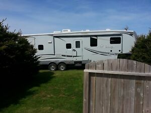 2012 Big Country Fifth wheel w/bunkhouse