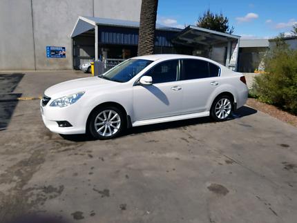 Subaru liberty 2010