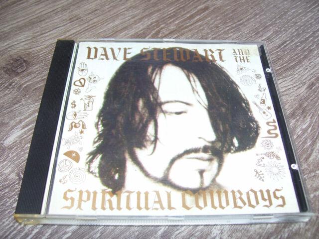 Dave Stewart and the Spiritual Cowbows * EUROPE CD 1990 *