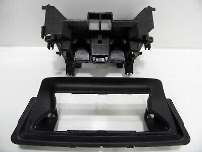 Mercedes CLS W218 X218 Mopf Halter Abdeckung Rahmen für Zentraldisplay Display