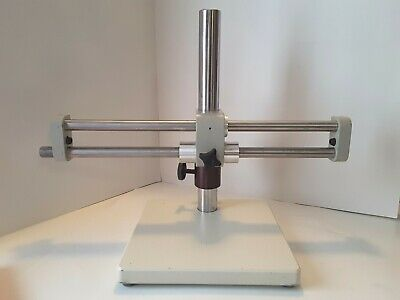 Dual Arm Microscope Boom Arm Stand