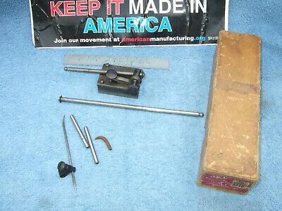 Lufkin No.521b Surface Gage Old Vintage Precision Inspection Tool Grinder Mill