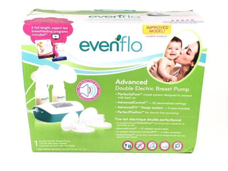 Evenflo Double Electric Breast Pump Advanced Model 2951