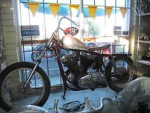 1959 Harley Davidson XLCH900 very rare project bike!!!!!!!!!!!!!! West Ipswich Ipswich City Preview