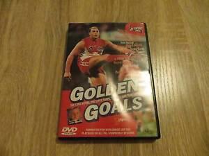 Golden Goals - Australian Football Video - Region 4 DVD Ringwood Maroondah Area Preview
