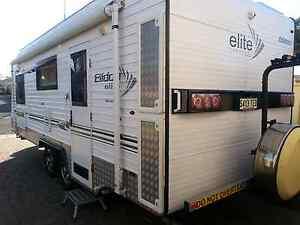 2012 ELITE EILDON 21'9 series 3 Aldinga Beach Morphett Vale Area Preview