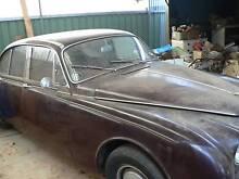 1965 Jaguar S Type Sedan (PROJECT) Elizabeth Vale Playford Area Preview
