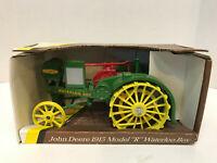 "PA Flinchbaugh Mfg New Metal Sign: 6 x 18/"" Greencastle 1915 York Oil Tractor"