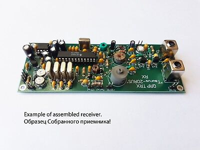 QRP SSB Transceiver «Taurus-20». KIT for assembly, used for sale  Shipping to United States