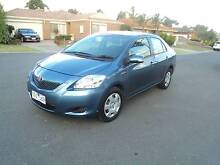 2011 Toyota Yaris Sedan,AUTO, REG 2 MONTHS, RWC, POWER WINDOWS Roxburgh Park Hume Area Preview