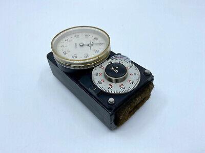 Swi Metric Trav-a-dial .01mm Travel Dial Readout - 6a