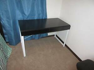 New study table with two drawers Beecroft Hornsby Area Preview