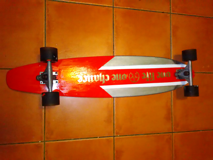 Longboard scateboard
