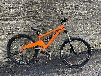 Orange Strange Five Alpine, Rockshox, Fox