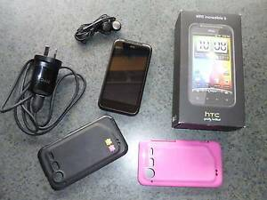 HTC incredible s mobile phone with 4 inch display Noranda Bayswater Area Preview