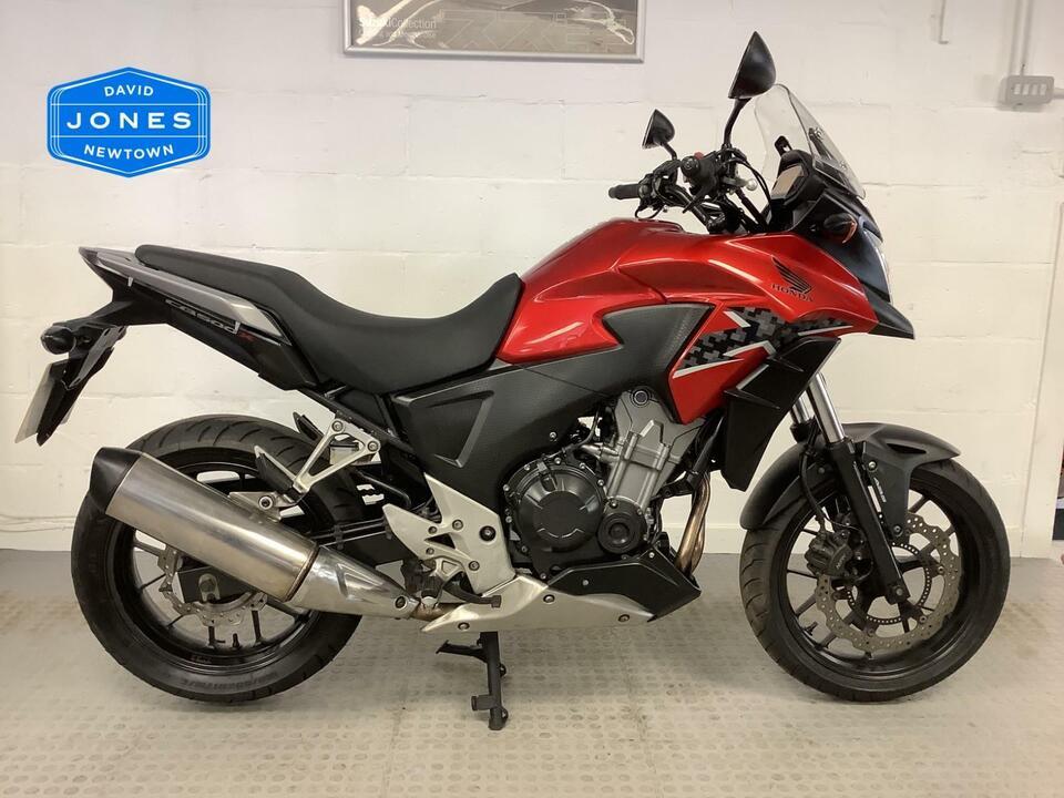 Honda CB500X CB500 XA 2014 / 14 A2 LICENCE