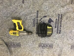 Dewalt  hammer drill and charger , for 80$