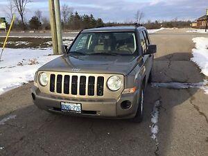 2008 Jeep Patriot Trade for a car