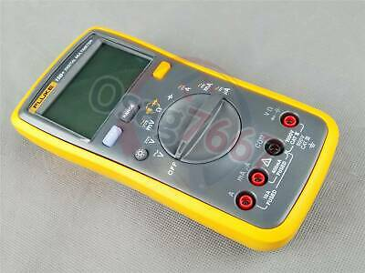 Fluke New 15b Digital Multimeter Tester Dmm With Tl75 Test Leads
