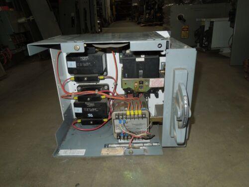 Allen Bradley 2100 Series Watt Transducer w/ PT