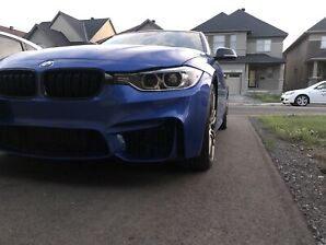 2014 BMW 335i xdrive M PERFORMANCE