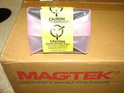 MagTek MT-215 21065140 Cabinet Slot Mount USB HID Magnetic Stripe Reader *New*