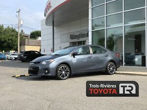 TOYOTA COROLLA 2015 - S - TOIT - MAGS - SIEGES CHAUFFANTS