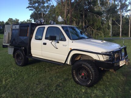 2001Toyota Hilux- registered, modifications and accessories!!