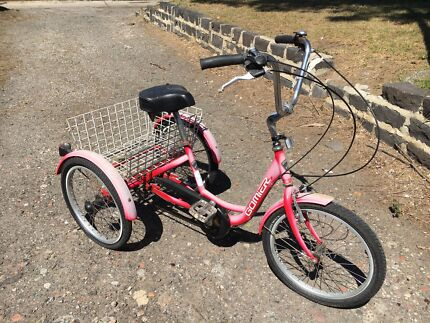 trike tricycle adult size