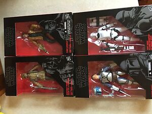 """BLACK SERIES 6"""" COLLECTION"""