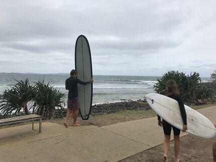 9'4 longboard - Surfboard