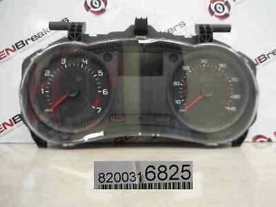 Renault Clio MK3 2005-2009 Instrument Panel Dials Clocks Gauges 99k 8200316825