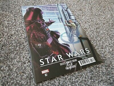 STAR WARS #67 GREATEST MOMENTS VARIANT (2019) MARVEL SERIES