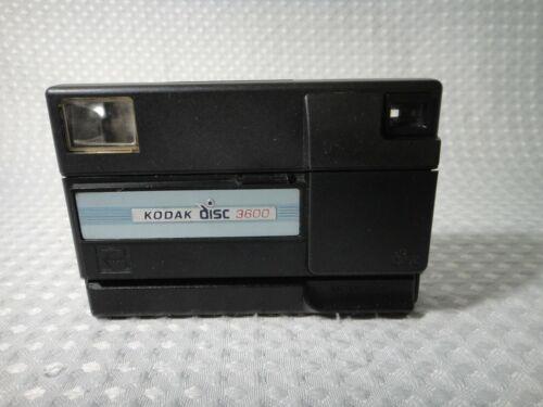 Vintage Kodak Disc 3600 Camera