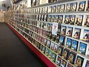 DVD HIRE / GIFT SHOP FOR SALE Hope Valley Tea Tree Gully Area Preview