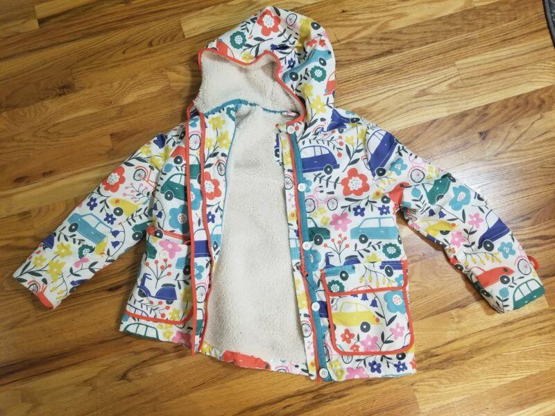 Mini Boden Girls Coat Size 9-10