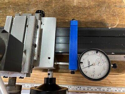 Taig Mini Lathe Dovetail Indicator Mount Poor Mans Dro