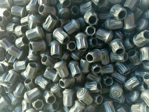 "Lot Of 50 Heavy Duty 16 1/2"" Rubber Tip Feet For Walker,c..."