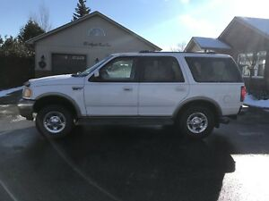 2002 Eddie Bauer Expedition (REDUCED to SELL)
