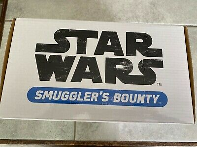 New! Funko POP Star Wars Smuggler's Bounty Subscription Box Shirt Size XL