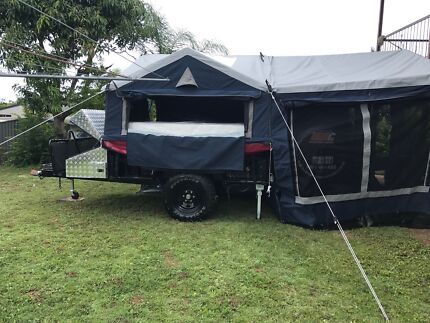 Wanted: Camp trailer  holiday