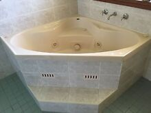 Spa corner bath Warnervale Wyong Area Preview