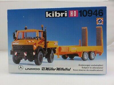 KIBRI 14977 h0 Unimog camping-car UNICAT