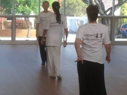 Ballroom Fit - Keep Moving for the Young at Heart