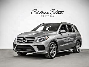 2016 Mercedes Benz GLE350D 4MATIC-SPORT PACKAGE-CAMERA