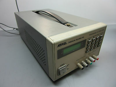 Amrel Pps60-1 Programmable Dc Power Supply.tq72