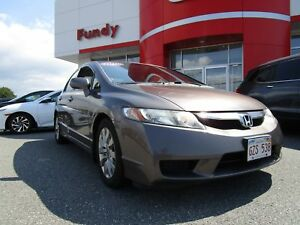 2010 Honda Civic EX-L w/ Leather, Sunroof, Alloy